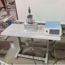KN95/N95 Mask Edge Banding Machine Ultrasonic Welding