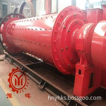 Industrial ball mill grinding machine manufacturer of China