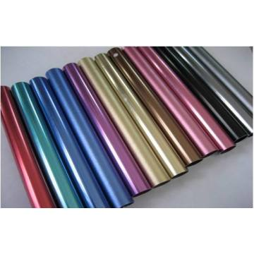 Color Coated Aluminum Foil For Chocolate Wrapping Paper