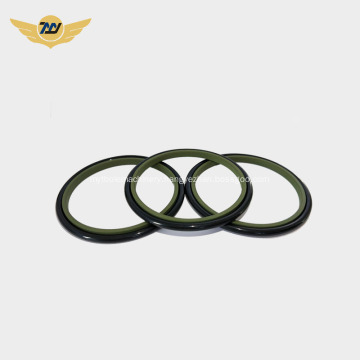 Hydraulic piston rod PTFE bronze GSI seals