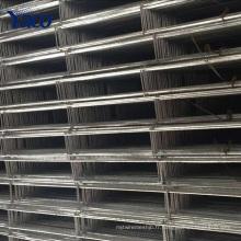 Vente chaude soudé treillis métallique pour mur de brique renforcé Rebar soudé panneaux de treillis