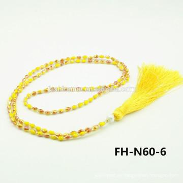 joyería del collar de cristal de cuarzo 2015