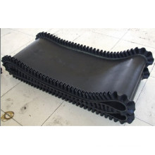 Nylon Nn250 Rubber Conveyor Belt with Thickness 10mm Width 600mm to 2400mm