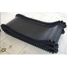 Нейлон Nn250 резиновый конвейерный пояс с толщиной 10 мм Ширина от 600 мм до 2400 мм