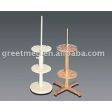 Pipette Stand, Wood Circular Pipette Stand