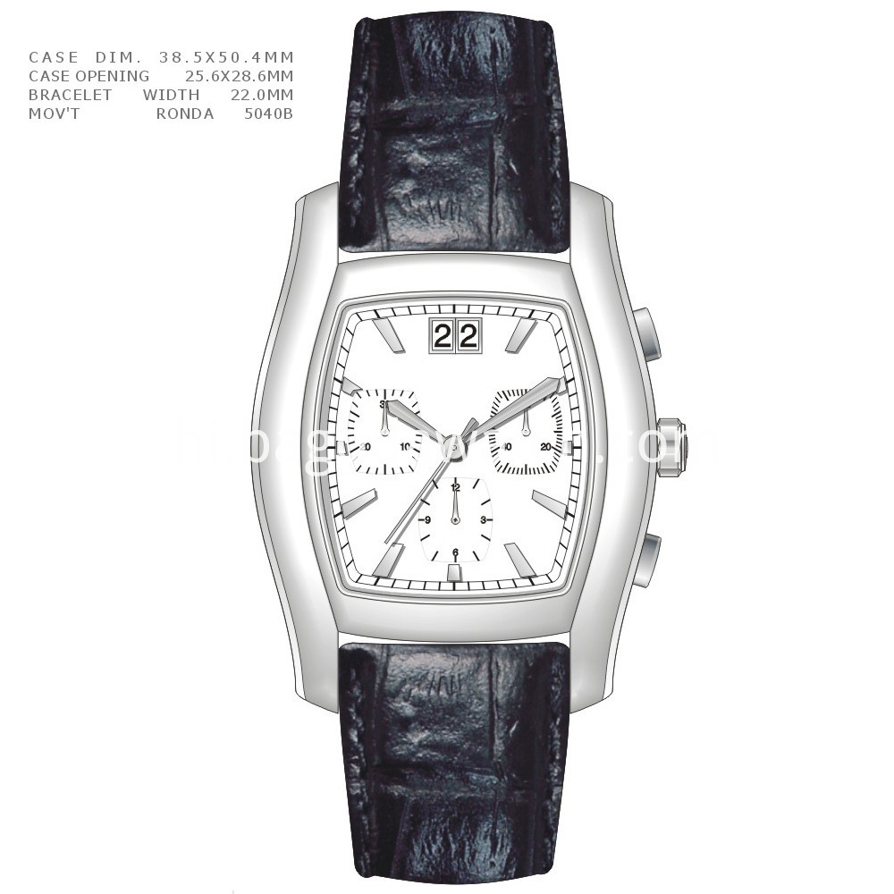 Square Men S Watch