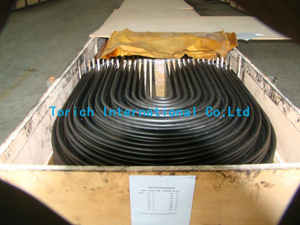 Cold-Drawn Carbon  Feedwater Heater Seamless steel Tubes