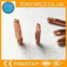 fronius contact tip m8 m10 mig welding guns