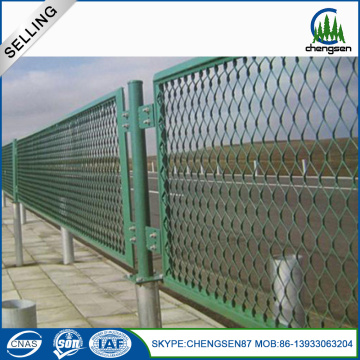 Tugas berat Pvc Coated Expanded Mesh