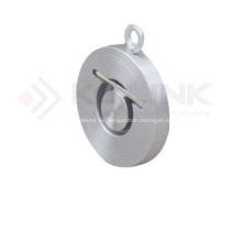 Válvulas de Retención Wafer sola placa delgada tipo
