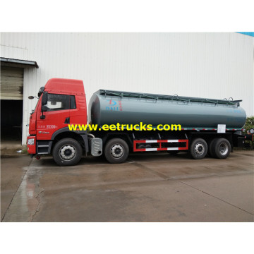 25000L 12 Wheel HCl Delivery Trucks