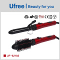 Ufree Curling Wand and Hair Brush Hair Beauty Tools Set
