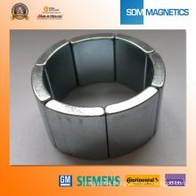 N35sh Strong Powerful Neodymium Segment Magnets