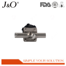 High Comment Stainless Steel Sanitary Diaphragm Welding Valves