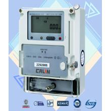 Single Phase IC Card Medidor Pré-pago com Sistema de Vending de Cartão IC