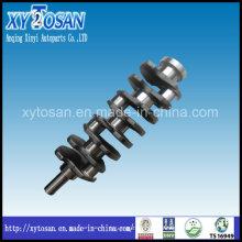 Vilebrequin Nitrided duro do ferro de molde para o motor de Mazda Wl (OEM WL51-11-210)