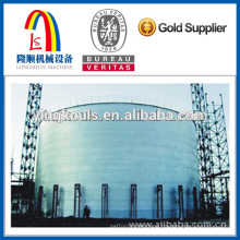 Grain Silo Adjustable Galvanizing Steel Forming Machine LS-1500