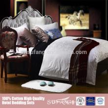 Tecidos usados para hotéis Southwestern Bed Bed Set Bedding