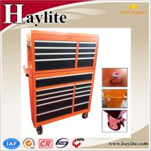armario de almacenamiento de herramientas de acero de taller de alta calidad