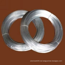 Galvanisierter Bindungs-Eisendraht (Fabrik)