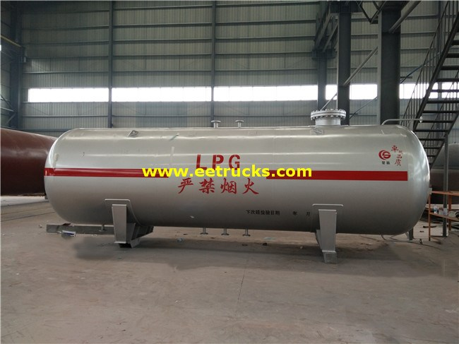 Horizontal LPG Tank Domestic