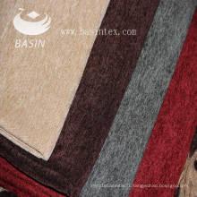 Tissu de canapé en tissu Chenille