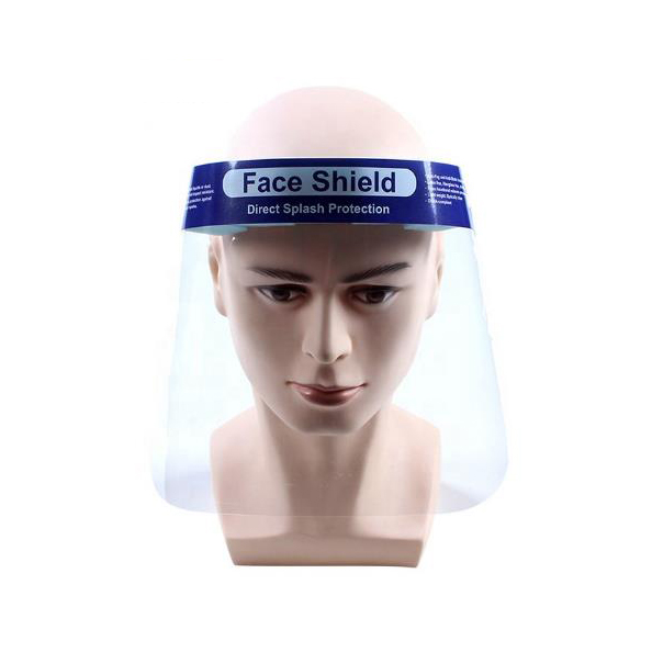 Medical Surgical Face Shield Disposable Mask Factory Supplier