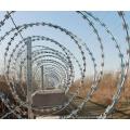 Hot Galv. Razor Barbed Wire