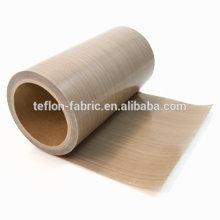 China excelente rendimiento no y materiales autoadhesivos PTFE recubierto de tela de vidrio para UPVC ventana de soldadura