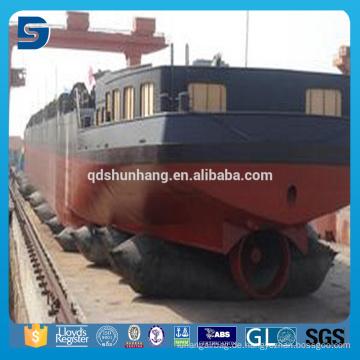 Verwendet für Werft-Gummischiff, der Airbag startet