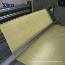 Rolo da malha de arame de bronze da tela do cobre da malha do fio 100 de 0.01mm rolo de 1 * 30m 1.22x30m