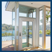 Commercial Glass Panoramic Home Hotel Building Lift Sightseeing Elevator