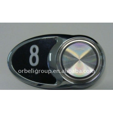 Elevator push button,Hall button,COP,lift parts