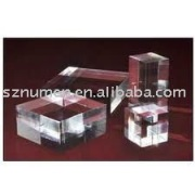 Acrylic jewelry display stand holder for loose diamond