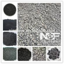 calcinierte Anthrazitkohle FC98% Carbon Raiser, calcinierte Kohle zu verkaufen
