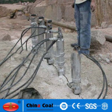 Diesel Hydraulic stone splitter on sale