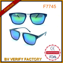 Custom Man Sunglass with Ice Blue Revo China Wholesale