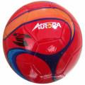 Machine Stitched Shiny PVC Football/Soccer Ball