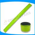 Várias cores reflexiva slap wrap barata PVC reflexivo braçadeira