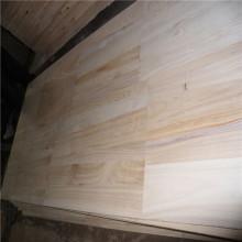 Tableros de junta de dedo de Paulownia Precio de madera de Paulownia