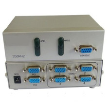 Interruptor de matriz VGA 2X4