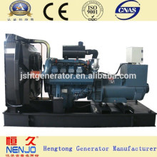 Fabricación de generador diesel de 400KW Doosan en Corea