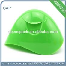 Forma de onda de la utilidad forma plástica tapas de los extremos tapa plástica botella sello