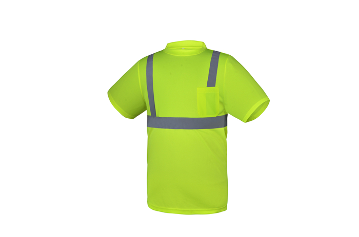 Reflective Workwear High Visibility Softshell Jacket