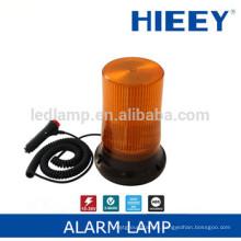 LED de luz ámbar de alarma Led luz de advertencia de camión de rotación magnética y LED Luz de emergencia Luz estroboscópica LED
