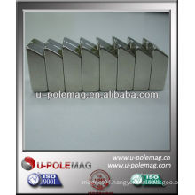 Trapezoidal Rare Earth Magnet as Customers