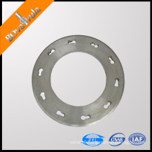 end plate flange 18mm Pipe pile end plate