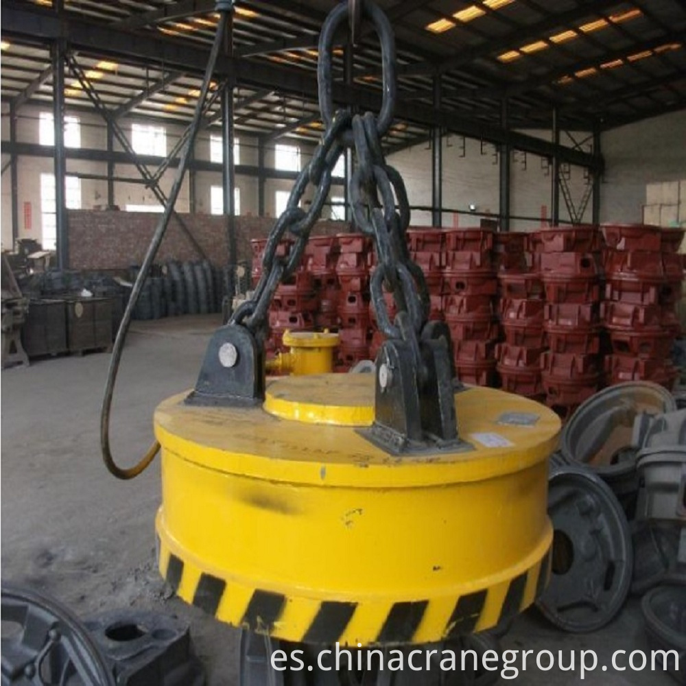 3t Lifting Capacity Electric Lifting Magnet-LT