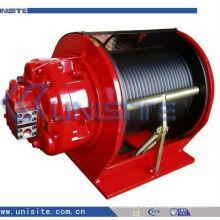 Морская электрическая лебедка для швартовки (USC-11-018)