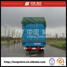 Contêiner reboque, reboque de contentor de transporte